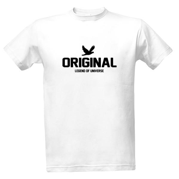 Tričko s potiskem Original 2